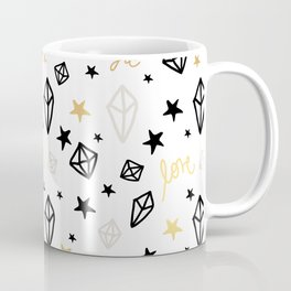 BOHEMIAN BOHO PATTERN 2 Coffee Mug