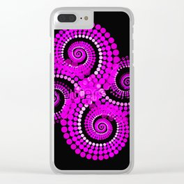 SNAILS Clear iPhone Case