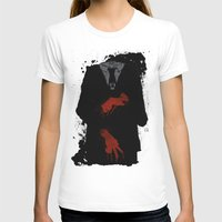 dramatical murder T-shirts featuring Murder Suit by ODDITY