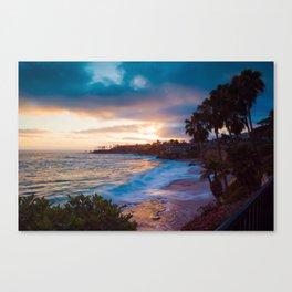 Laguna ii Canvas Print