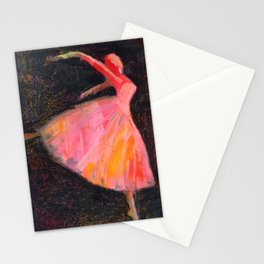 A bailarina Stationery Cards