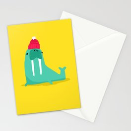 I am the Walrus Stationery Cards