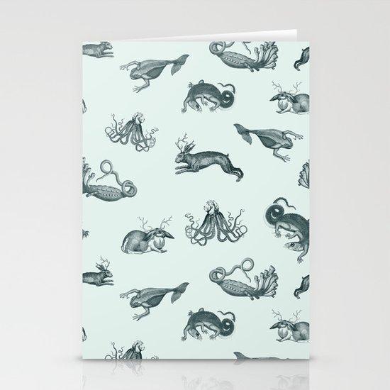 ephemera zoo Stationery Cards