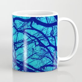 Entwined Branches Coffee Mug