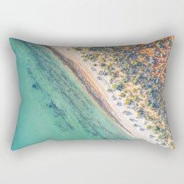 Denham  - Western Australia Rectangular Pillow