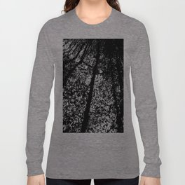 Static Forest Long Sleeve T-shirt