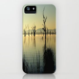 The Keepers of the Lake iPhone Case