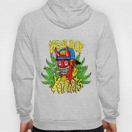 Highboy Extracts logo Hoody