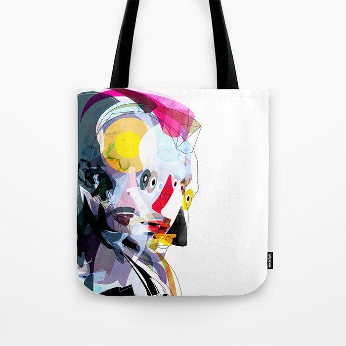 Travis02 Tote Bag