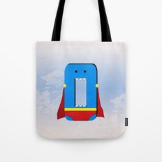 Zero the Hero Tote Bag