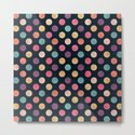 Watercolor Dots Pattern II by uniqued