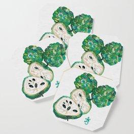 Sweet Sop Sugar Spring Coaster