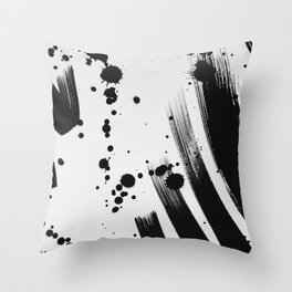 Feelings #2 Throw Pillow