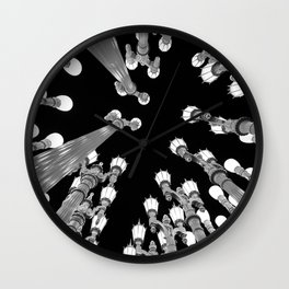 LACMA II Wall Clock