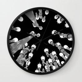 LACMA II Wall Clock