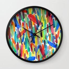 Murano II Wall Clock