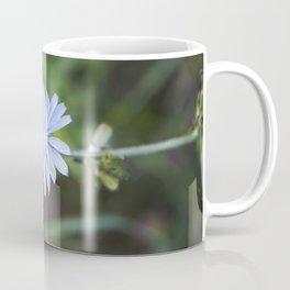 Blue Sow Thistle Coffee Mug
