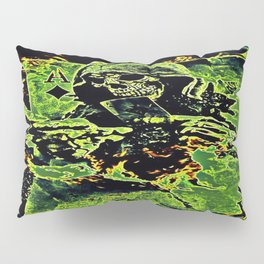 Reaper Of Aces Pillow Sham