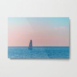 seascape #society6 #decor #buyart Metal Print