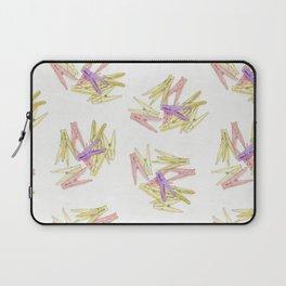 Сlothespins Laptop Sleeve