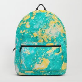 Spring Daze (Alcohol Inks Series 01) Backpack