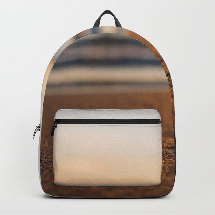 Seashore Seashell Backpack