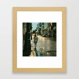 Fate (2014) Framed Art Print