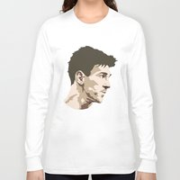 messi Long Sleeve T-shirts featuring Messi by The World Cup Draw