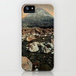 Valley of faires iPhone Case