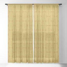 Oh Yeah! Sheer Curtain