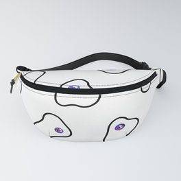Space Eggs Fanny Pack