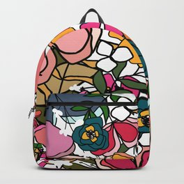 Gimme All The Flowers Backpack