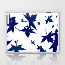 Scattered maple leaves Laptop & iPad Skin