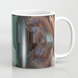 Quadrant Polypores Coffee Mug