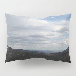 sky views Pillow Sham