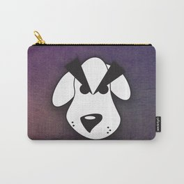 Peeved Pup Carry-All Pouch