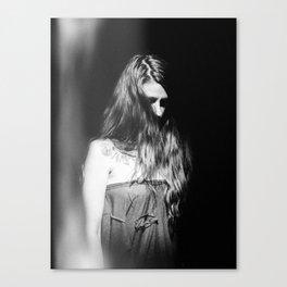 M. Study I Canvas Print