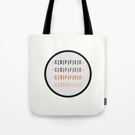 Coffee - How do you like yours? Tote Bag
