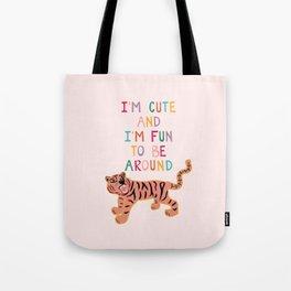 Cute & Fun Tote Bag