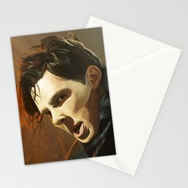 Shall We Begin...? Stationery Cards