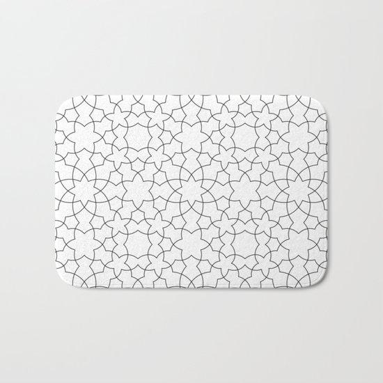 Minimalist Geometric 101 Black And White by beautifulhomes
