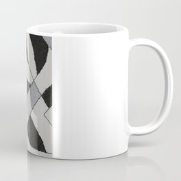 Silver Map 45 Coffee Mug
