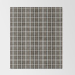 Fraser Clan Tartan Throw Blanket