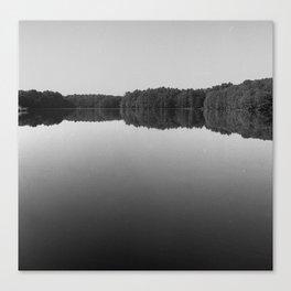 Lake Wintergreen Canvas Print