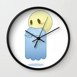 Wakka Wakka Wakka Wall Clock