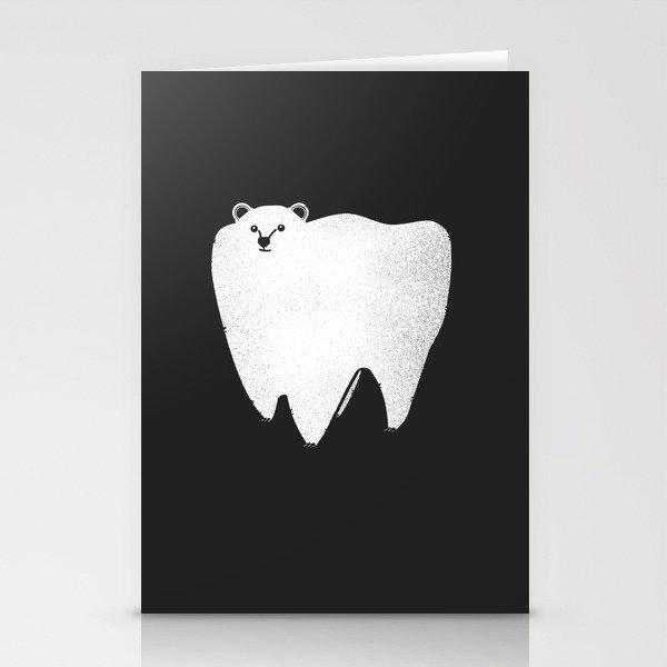 Molar Bear Stationery Cards