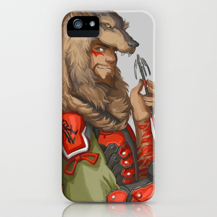 Outfit Swap (McCree) iPhone Case