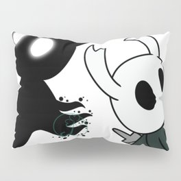 Hollow Knight The Void that Fills the Knight Pillow Sham