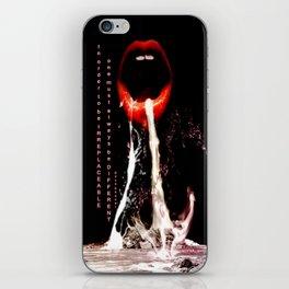 Irreplaceable iPhone Skin