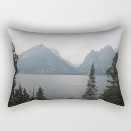 The view that changes lives Rectangular Pillow